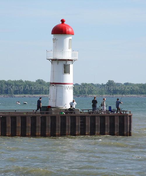 Lachine Range Front Lighthouse