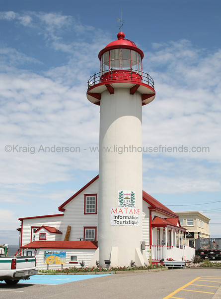 Matane Lighthouse