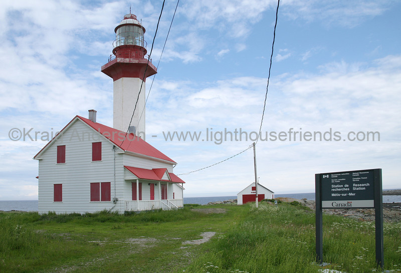 Pointe Mitis Lighthouse