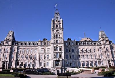 Hotel du Parlement Quebec - Quebec Parliament Building