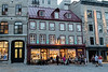 Quebec City cafe