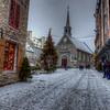 Notre Dame des Victoires Church, Quebec City