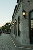 Chateau Frontenac lights