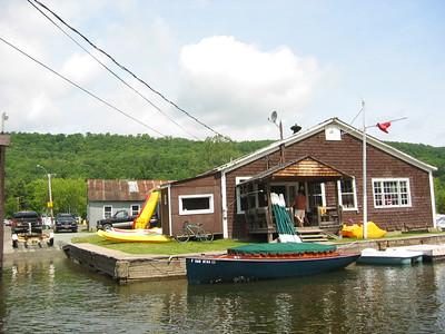 Lac Massawippi Cruise
