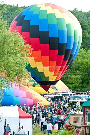 Quechee Balloon Festival 2013