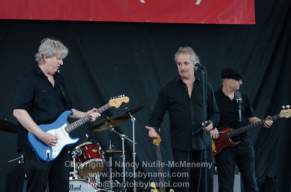 James Montgomery Band
