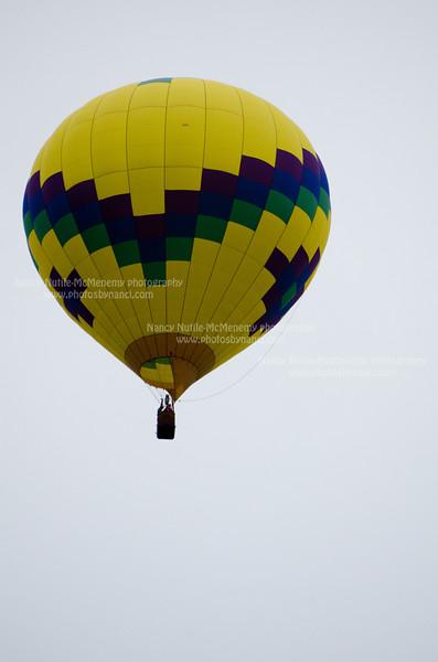 Saturday Balloons