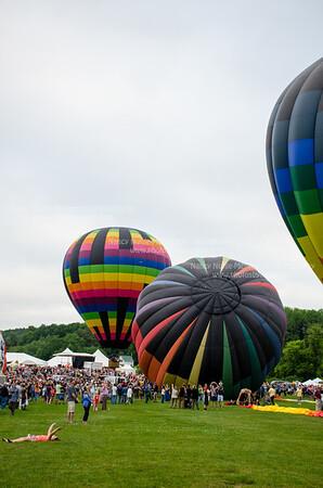 Saturday Night Balloons