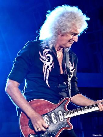 Queen + Adam Lambert, Hollywood Bowl 2, 6-27-17