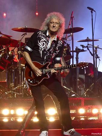 Queen + Adam Lambert, Houston, 8-5-17