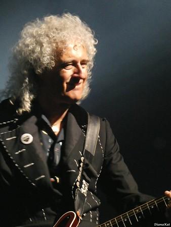 Queen + Adam Lambert, Las Vegas, 9-7-18