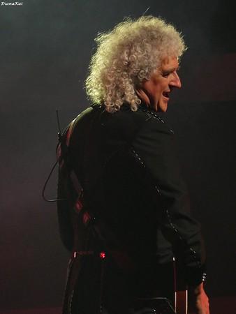 Queen + Adam Lambert, Las Vegas, 9-8-18