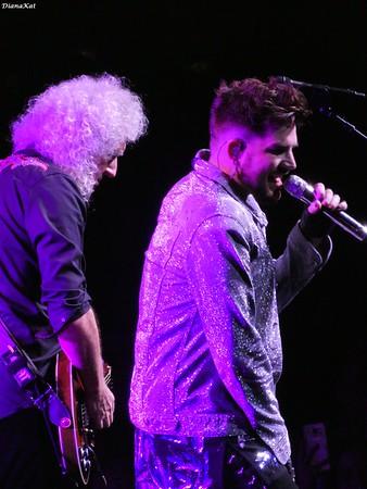Queen  + Adam Lambert, Amsterdam 11-13-17