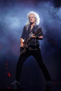 Queen + Adam Lambert at The Palace Of Auburn Hills on 7-20-17 Photo credit: Ken Settle