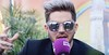 💜 Adam Lambert talks fronting Queen at the Isle of Wight Festival 2016 via Absolute Radio