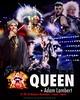 Adam.Lambert is ♔ @FoxVegas  Unofficial poster 09.21.16 Tokyo 1 Nippon Budokan @QueenWillRock + @adamlambert  Photo: @becksie1; @scubadan21; zaylin IG  Design: @FoxVegas