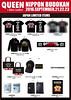 mmyy9 @mmyy9  Queen + Adam Lambert Live in Tokyo 2016 Official Merchandise