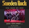 Queenie of Norway ‏@QueenieOfNorway  Counting down to Queen+Adam at @swedenrockfest tonight - it will be amazing! 👑😍💥 @OIQFC http://www.swedenrock.com/index.cfm?pg=254&id=1455&_blhc=1 …