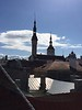 Dr. Brian May  ‏@DrBrianMay  Tallinn is Beautiful !!! Let's rock ! Bri
