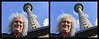 Dr. Brian May   ‏@DrBrianMay  Tallin Tower, Estonia - sequential iPhone stereo selfie 😎eek ! I look like that from underneath ?! Bri the tourist X