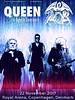 Nic  @nicolec42 Unofficial poster for the @QueenWillRock + @adamlambert concert in the Royal Arena in Copenhagen, Denmark, 22 November 2017. Pics: @_PMariana1 @nicolec42, design: @nicolec42 #NOTW40Tour #QAL