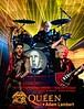 ♥ Adam Lambert is King♔  @FoxVegas  UNOFFICIAL POSTER 👑 .@QueenWillRock + .@adamlambert Hartwell Arena, Helsinki Finland 19.11.17 Photos: @_PMariana1  Design: @FoxVegas