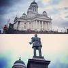 tyler_fn_warren  Cold in Helsinki #helsinkicathedral #alexanderii #QAL #NOTW40 #Europe #Finland #Helsinki