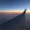 ✈️ 11/16 neilmfairclough Beautiful sunset...on our way to Vilnius,Lithuania...Xx