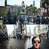 #London tyler_fn_warren A very quick stroll thru the 'Dam