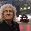 🔷 Brian May at Atlas Arena, Lodz, Poland brianmayforreal  Yay ! Bri X