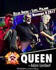 Albert vd Werfhorst‏ @AWerfhorst  Unofficial post for @QueenWillRock + @adamlambert at the @atlasarenapl in Lodz Poland. The gig is at the 6th of November.