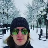 ❄️❄️❄️ tyler_fn_warren Stockholm. I. LOVE. SNOW.