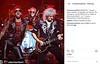 friendsarenaofficial  IMORGON 👉 Queen + Adam Lambert och klassiker som We Are The Champions och We Will Rock You! Vilken är bästa Queen-låten? 👑🎸👌