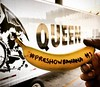 🎉👑 Steve Price   babyjesusfilms  After months of planning and weeks of rehearsals we kick off our biggest and best tour yet in under 3 hours... #QAL #Queen #AdamLambert #WeWillRockYou #Phoenix #Arizona #preshowbanana #1