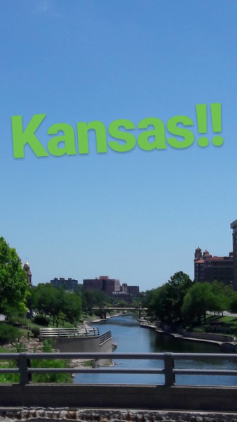 😘 Kansas!  hey_sparky ig story