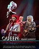 Albert vd Werfhorst‏ @AWerfhorst  Unoff poster for 1st Hollywood Bowl gig. @QueenWillRock @adamlambert Photos by @deathfieldrocks @HBovill Ted Kocal @SleepwalkerAL94 + myself