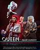 Albert vd Werfhorst @AWerfhorst  Unoff poster for 1st Hollywood Bowl gig. @QueenWillRock @adamlambert Photos by @deathfieldrocks @HBovill Ted Kocal @SleepwalkerAL94 + myself