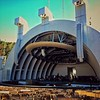 Stufish‏ @StufishStudio  Hello from #California! The one and only @QueenWillRock + @AdamLambert take to the famous @HollywoodBowl this evening for two nights 🤘🏻