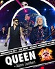 Albert vd Werfhorst‏ @AWerfhorst  Unofficial poster for @QueenWillRock + @adamlambert at @ssearenabelfast Northern Ireland.