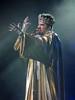 Lein Verheij @LeinVerheij  Royalty 👑  @adamlambert #QALBirmingham2  #NOTW40Tour @ArenaBirmingham @QueenWillRock
