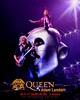 Adam Lambert is ♔ @FoxVegas  UNOFFICIAL POSTER 👑 .@QueenWillRock + .@adamlambert  3 Arena, Dublin IRL, 25.11.17 Photo: ©BrenEnglish @FoxVegas Poster Design: @FoxVegas  #QueenWillRock #AdamLambert