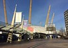 """""""The O2 Arena exterior"""" Traveller photo submitted by KLE2013 (Nov 2016)"""