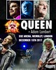 Albert vd Werfhorst‏ @AWerfhorst  Unofficial poster for @QueenWillRock + @adamlambert December 15th in Wembley.