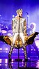 Dr Harriet Bradley‏ @HMSHarry  The world would be a better place if more people wore gold lame capes. @adamlambert #qal2017 #qalnewcastle #notw40tour #AdamLambert