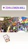 dash_ovska John Lennon wall Berlin