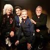 👑  London - karlbroderick  My hubby just after he interviewed his idolsQueen....and Adam Lambert. #queen #rock #lgbt #gay #marleypark #irelandam #tv3 #irelandamtv3