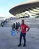 cmorfakis  #Lisbon @alticearena @eurovision