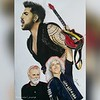 🎸 AdamLambertDrawings ‏ @PicsAdamLambert  Drawing finished of the dream team !👑✍🏼#adamlambert #queen #qal @adamlambert @DrBrianMay