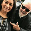 Karl Johans gate - Roger Taylor karensantanaospino We are the champions my friends. Efusive and humble Queen+Adam Lambert #norge #adamlambert