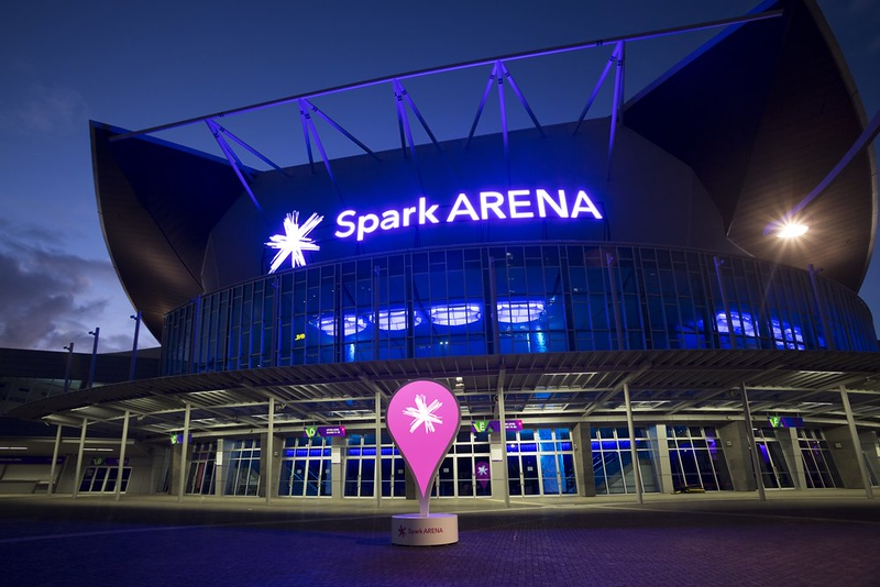 👨🏻🎤 W E • W E R E • R O C K E D 👨🏻🎤   Spark Arena